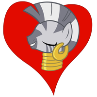 I heart Zecora by Stinkehund