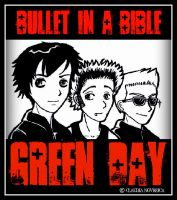 Green Day: Bullet in A Bible by ChowDee11