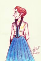 Princess Hannah of the Southern Isles by SerifeB