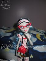 Ghoulia She Is So Dead Tired 1 by Childofwestwind