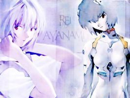 Ayanami Rei by Orihime-chan