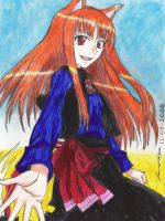horo - color by krow000666