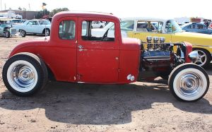 Ford Hot Rod by StallionDesigns