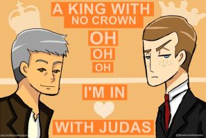 Mystrade: A King With No Crown by ikriam