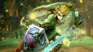 The Legend of Zelda: Twilight Princess wallpaper by esoboleva96