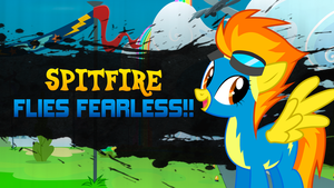 Super Smash Ponies New Challenger: Spitfire by DashieMLPFiM