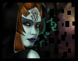 Midna Human Form by olivia-paige