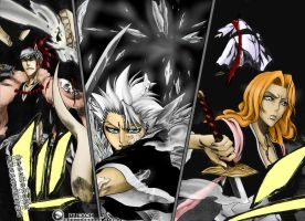 Bleach Page by YukariTheRondinel