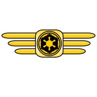 Imperial Senior Pilot Wings by viperaviator