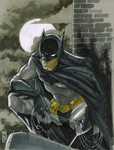 The Batman by Hodges-Art