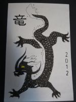 2012 Year of the Dragon by LittleSansa