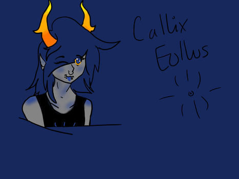 yet another Callix by FantasticCheese