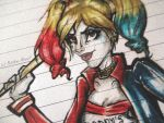 Suicide Squad - Harley Quinn by BetthinaRedfield