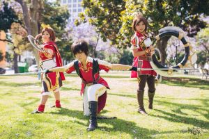 Dynasty Warriors 8: Battle Formation by xXSnowFrostXx
