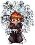Chibi Bleach by spikecomix