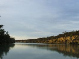Murray River by tentsie