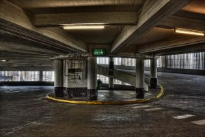 Parking 58 HDR by stekkes
