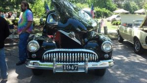 1947 Buick Super by benracer