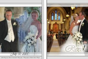 DVD - Reed Wedding by matrix7
