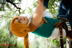 .: Hang in there :. by Freya-cosplay