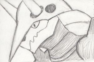 Aggron - scanner test by Dusk-Wind