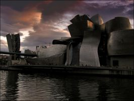 O gehry's  planet by damter