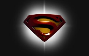 Superman Logo 2.0 by iGamer