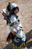 Butterfly a Lucca Comics xD by CryChan87