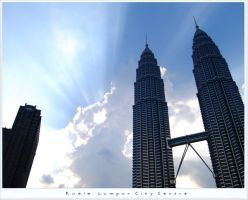 KLCC RayOfLights by bluealbum