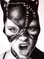 Catwoman by JessicaEdwards