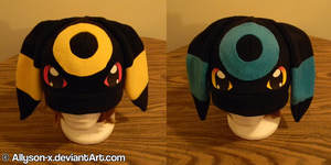 Umbreon Hats v3.0 by Allyson-x