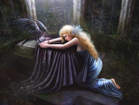 The Mourning by BrookeGillette