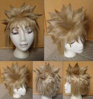 Minato Yondaime wig from Naruto by taiyowigs