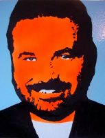 Billy Mays by chrispjones