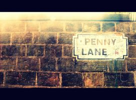 Penny Lane, Liverpool by 20ForthlinRoad