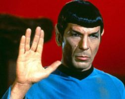 We have lost Mr. Spock... by lezisell