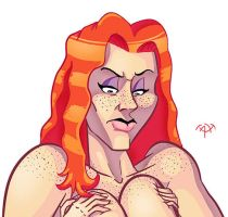 Freckles by Phantosanucca