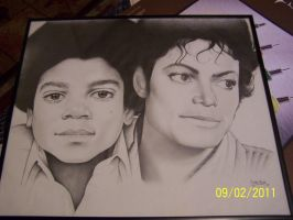 Michael Jackson 1 by Richpartist
