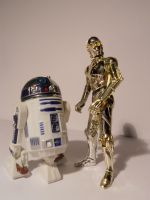 Look sir, droids. by toadcroaker
