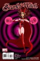 Scarlet Witch by Gummibearboy