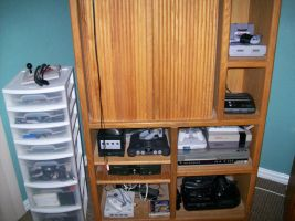 My gaming systems by PikachuFan60