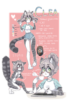 Clea Reference by Fasli