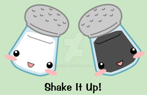 Shake It Up by Nashiil