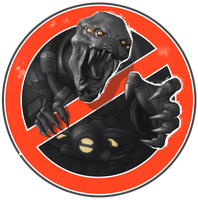 Resistance 3 (Platinum Trophy Icon) by Machay