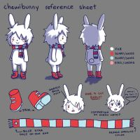 chewibunny reference sheet by chewibunny