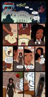 Michelle and the Firsts: Episode 1 by AdamMasterman