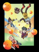 Fight for the Dragon Ball by Taisa732