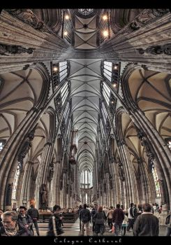 ...Cologne Cathedral... by erhansasmaz