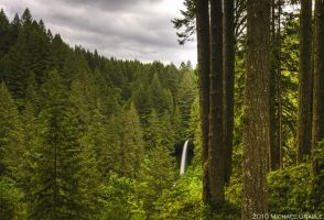 North Falls HDR by 11thDimensionPhoto