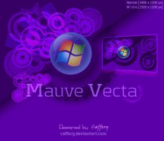 Mauve Vecta by Caffery